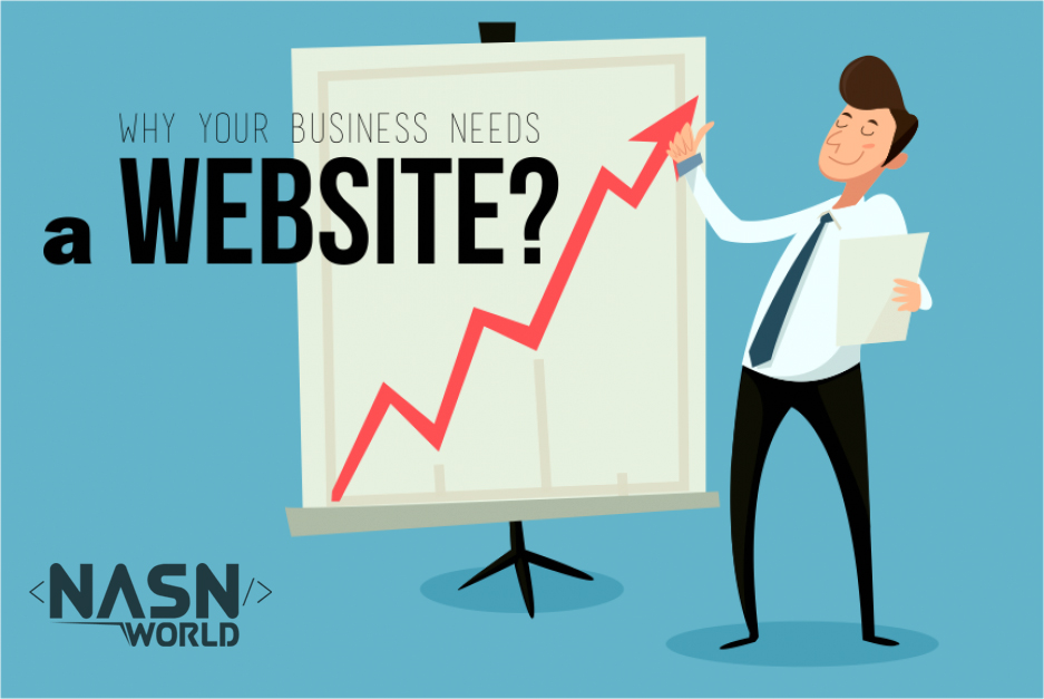 8 Reasons why your business need a website