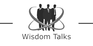 Wisdom Talks Logo